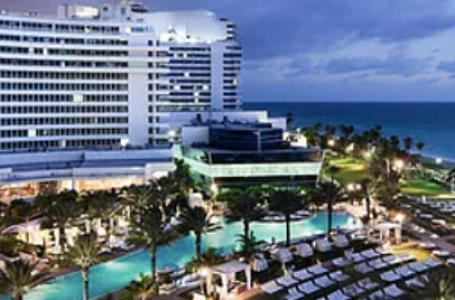 Treat Mom to an Extraordinary Mother's Day Dining Experience at Fontainebleau Miami Beach Scarpetta and Vida Offer Mother's Day Brunch on Sunday, May 8th, 2016