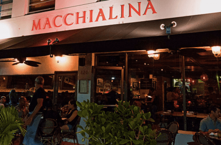 Macmadness 2018 at Macchialina & The Saint Austere