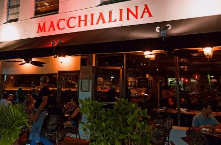 You Down with O.P.P. Sundays at Macchialina