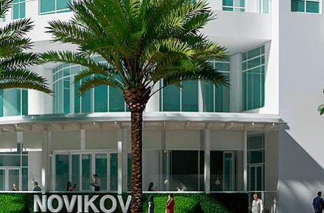 Novikov Opens Its First U.S. Location
