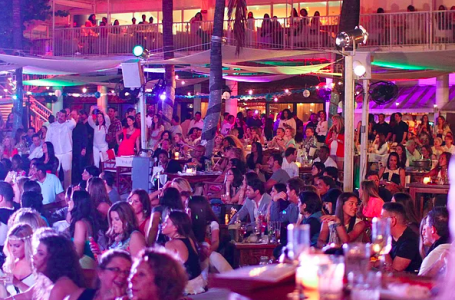 New Year's Eve at Nikki Beach Miami With Private Fireworks, Flash to the Future and More