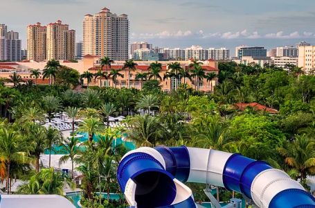 JW Marriott Miami Turnberry Resort & Spa Opens Tidal Cove a New State of the Art Water Park