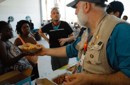 Lift a Fork, Lend a Hand to Benefit World Central Kitchen