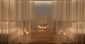 Relax, reflect and rest in your choice of distinctive ambiances and seating options that span solo, social and sleep. Enjoy private time, interaction and deep rest at The Miami Beach Edition Spa.