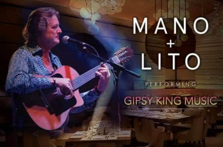 Gypsy Music with Manolo & Lito at Semilla French Bistro & Wine Bar