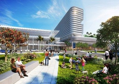 Miami Beach Convention Center Hotel to be a Grand Hyatt