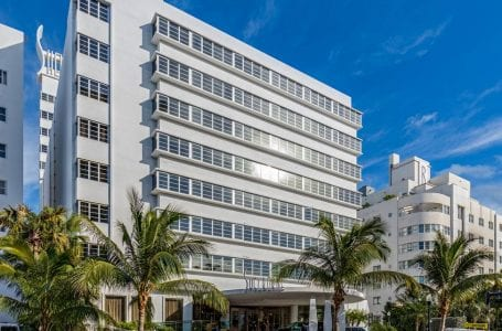 This hotel sold for $120M. Rising room rates in Miami Beach appealed to the buyers