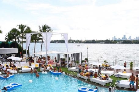 Join the fun at this renowned bayfront pool deck for the Sundance Pool Series!