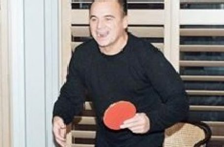 Chef Jean Georges Vongerichten Hosts Fifth Annual Ping Pong, Pizzas & Peroni