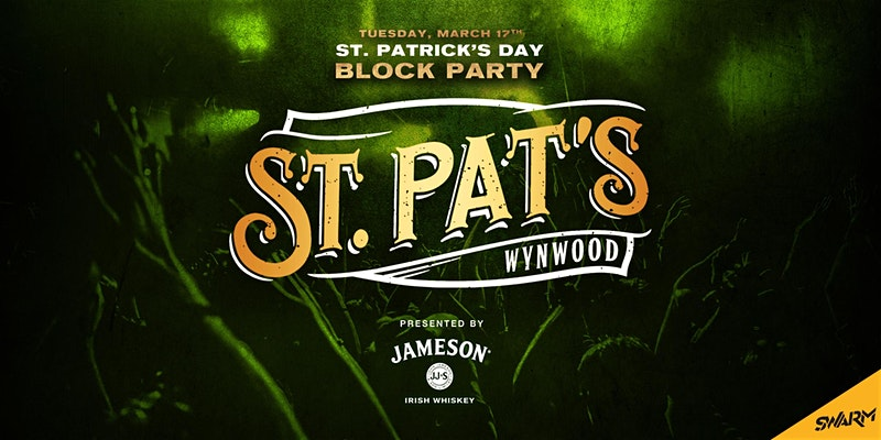 South Florida's favorite St Patrick's Day celebration returns to Wynwood!