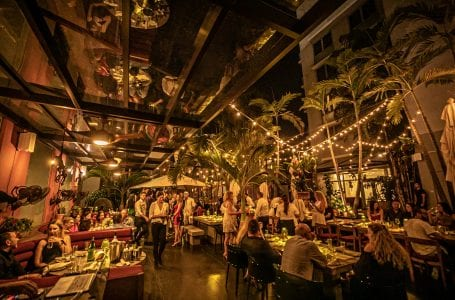 Experience elevated Mediterranean Cuisine at The Garden South Beach