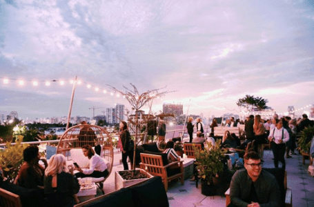 The Nest Rooftop & Sunset Lounge Taking Miami Beach To New Heights!