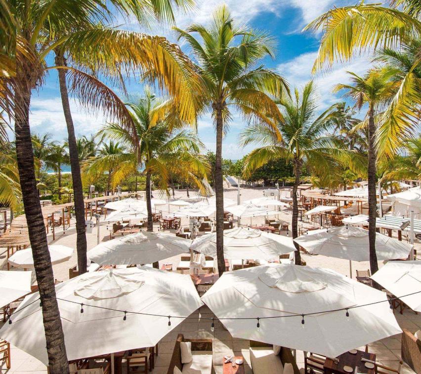 Nikki Beach Miami 1 Ocean Dr, Miami Beach, FL 33139