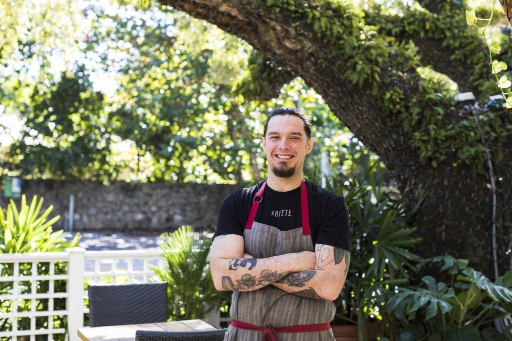 Ariete Chef Michael Beltran