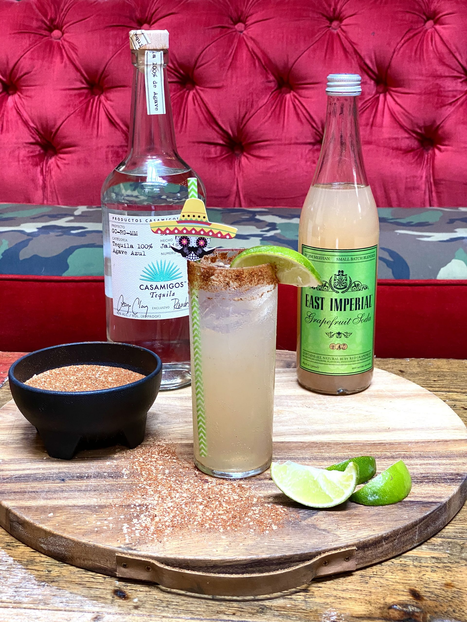 Time to Cinco! At-Home Cocktail Recipes From Bodega Taqueria & Tequileria