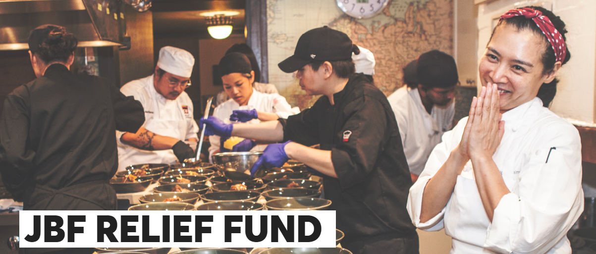 The James Beard Foundation Food and Beverage Industry Relief Fund