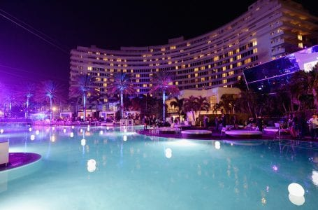 Miami Beach's iconic Fontainebleau tops list of U.S. hotels facing debt woes during pandemic