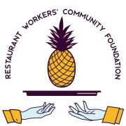 Restaurant Workers' Community Foundation is an advocacy and action nonprofit created by and for Restaurant Workers.