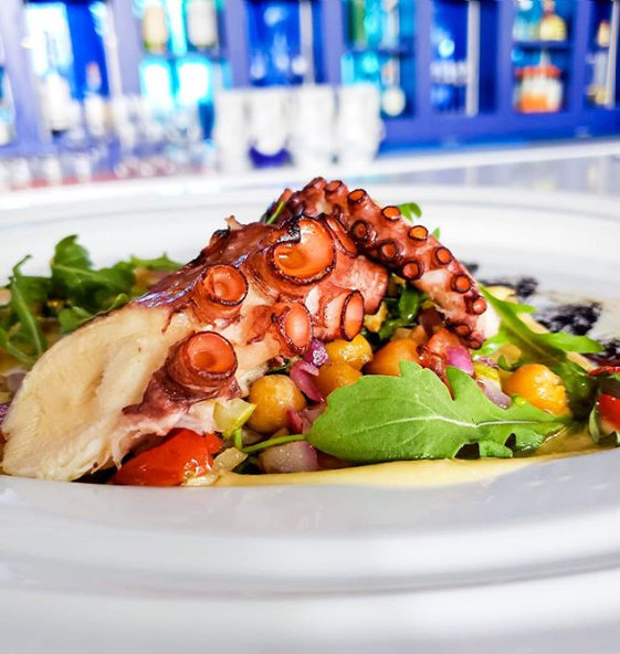 Amare, which means 'to love' in Italian, is a true family-owned restaurant. Amare Ristorante South Beach