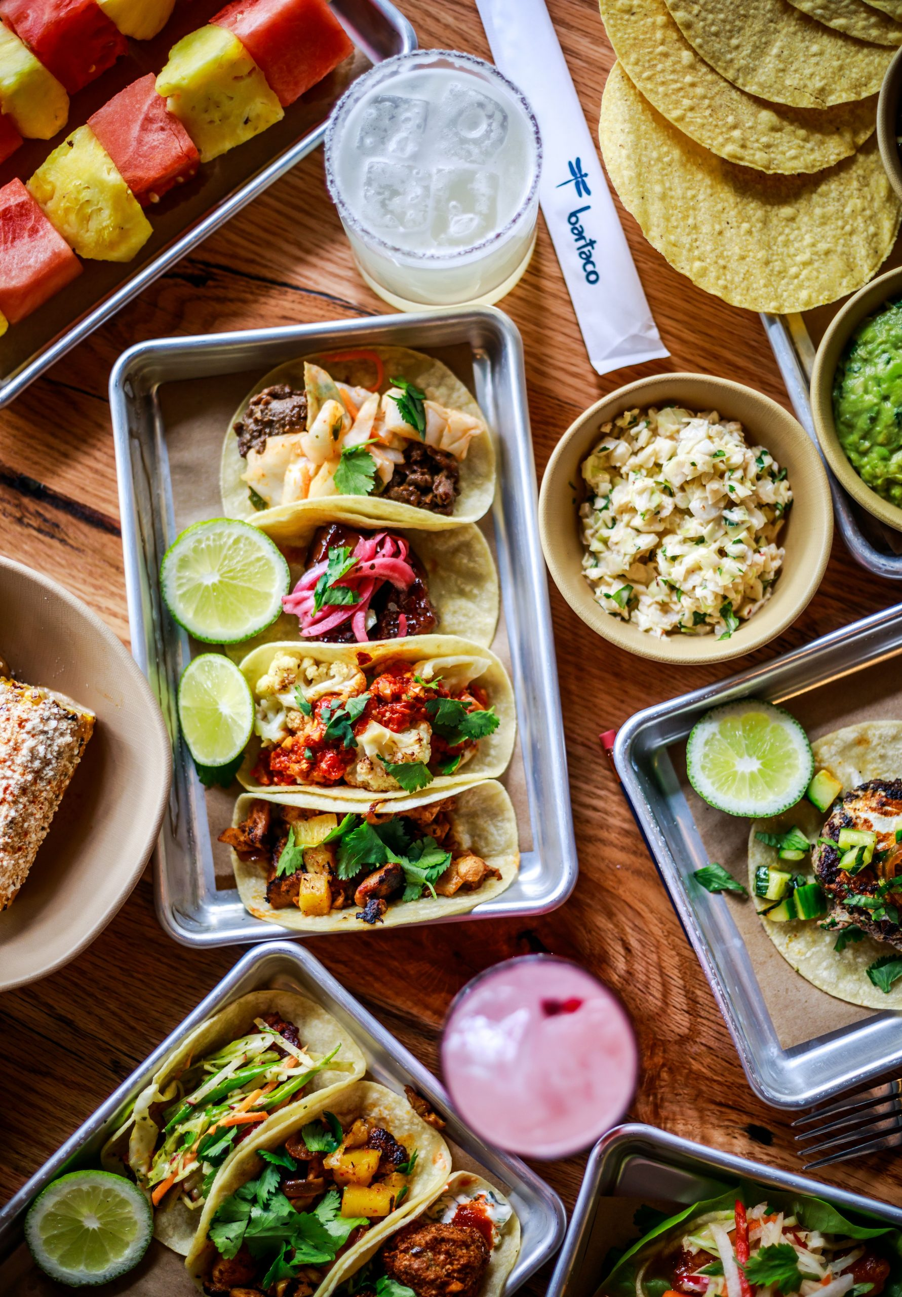 Your Favorite Neighborhood Spot is Back, Bartaco Re-Opens!