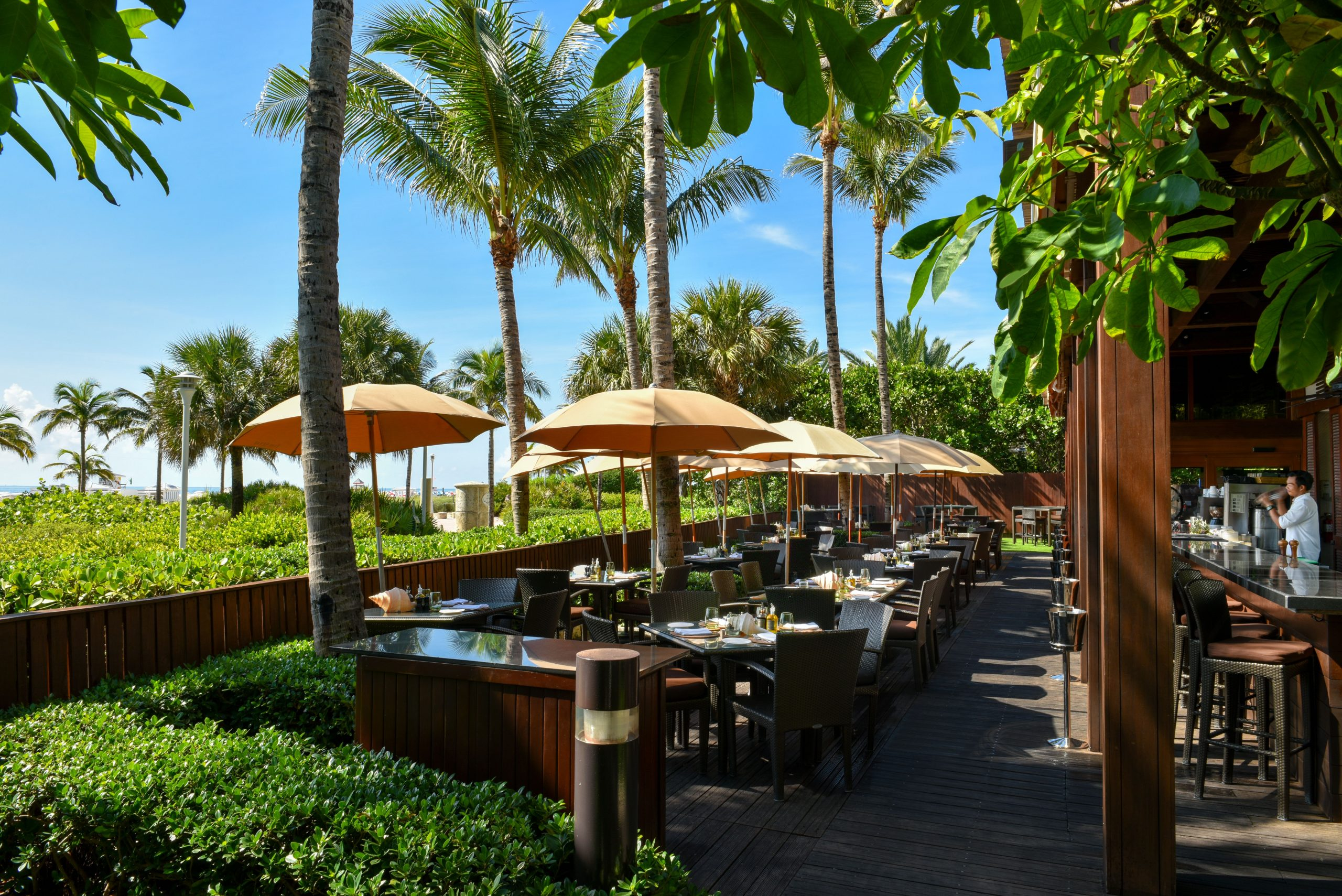 Kick Off Summer in Miami with the New Prix-Fixe Menu at The Ocean Grill at The Setai, Miami Beach