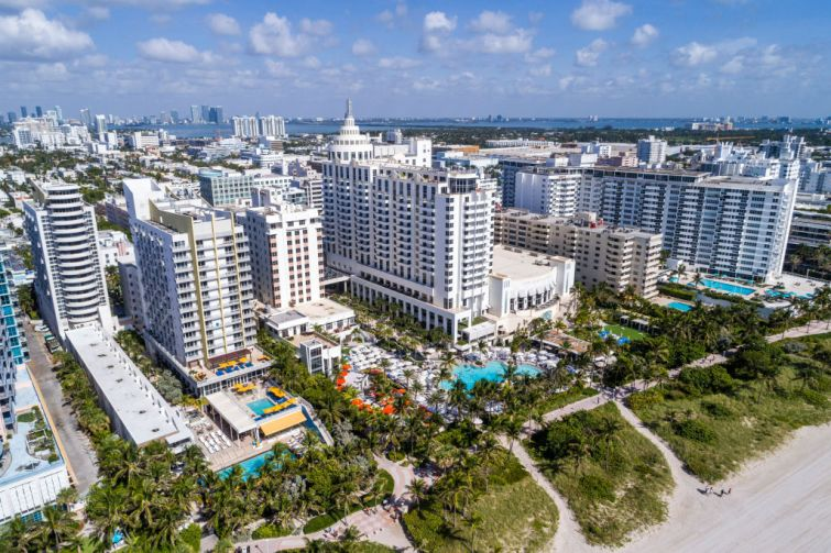 Loews Miami Beach Gets Some COVID Relief