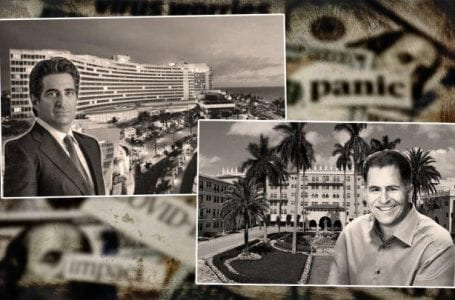 Soffer's Fontainebleau Miami Beach and Dell's Boca Resort lay off thousands