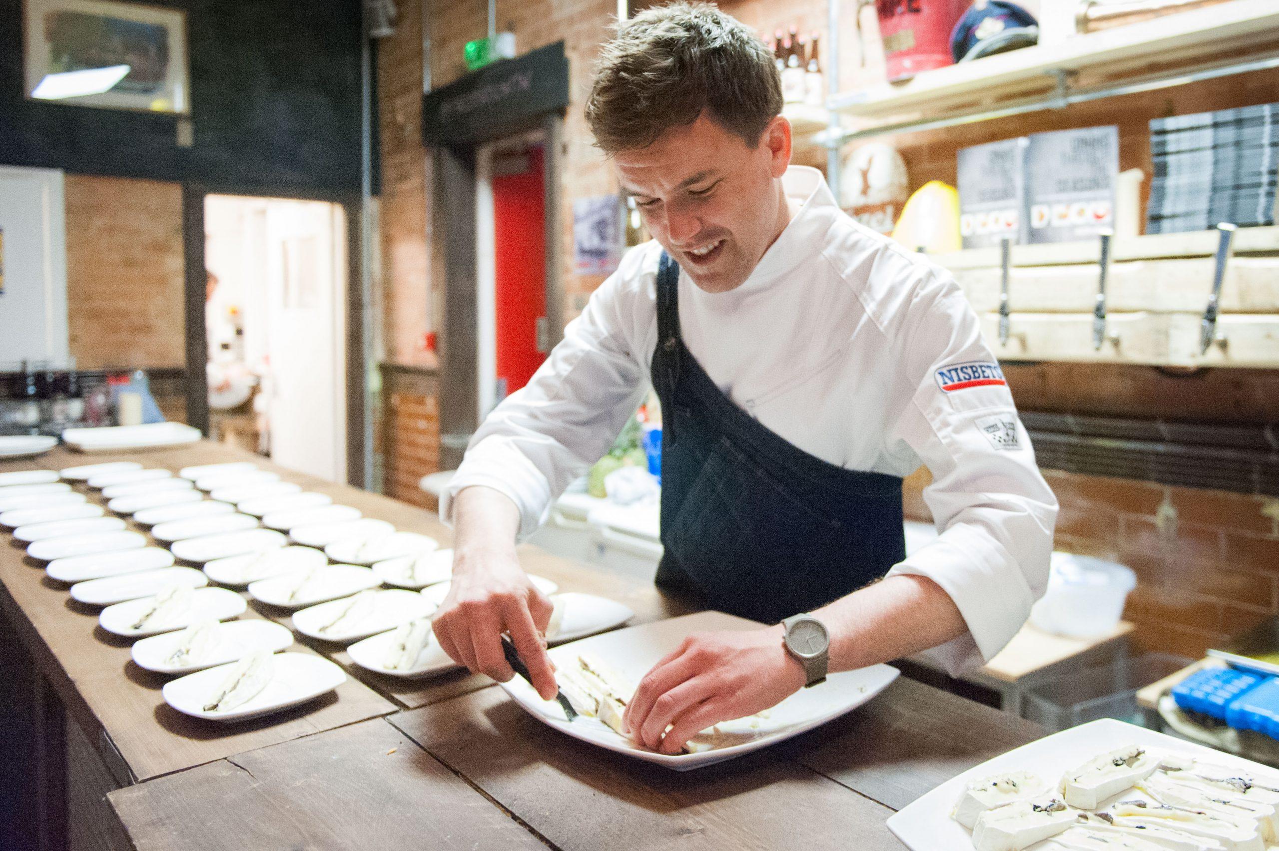 """The Chippy"" opens at Balan's by Award-winning British Chef Justin Brown"