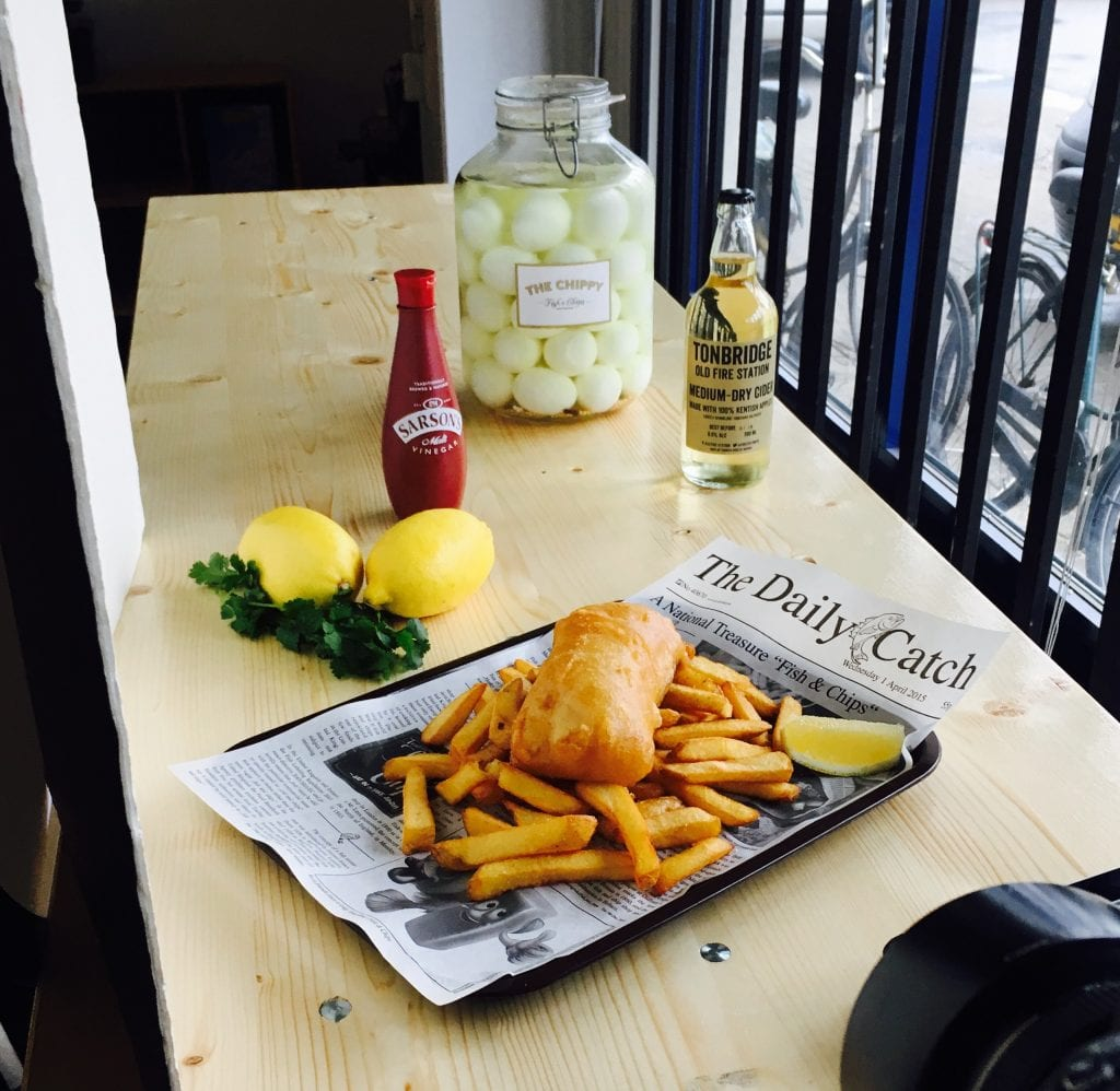 """""""THE CHIPPY"""" AT BALAN'S POP-UP BRINGS A TASTE OF AUTHENTIC BRITISH CUISINE TO DOWNTOWN MIAMI"""