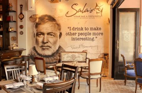 Sala'o Cuban Restaurant Launches Al Fresco Brunch