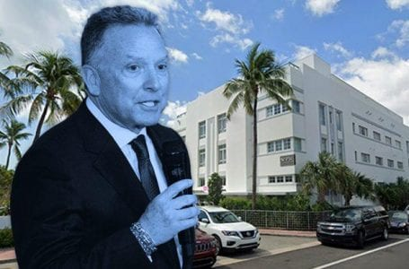Ladder Capital seeks to foreclose on Witkoff's South Beach hotel