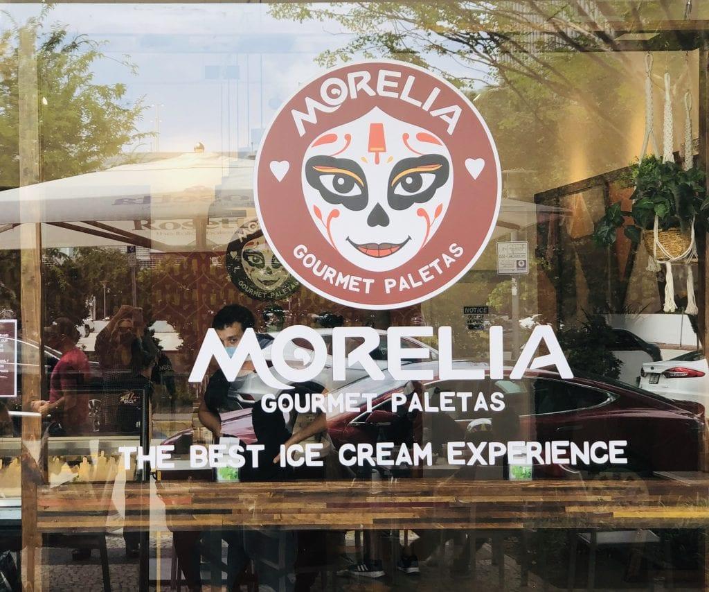 Morelia Paletas 100% Natural Ingredients