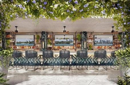 Get A Peek At The Newly Renovated Mondrian South Beach