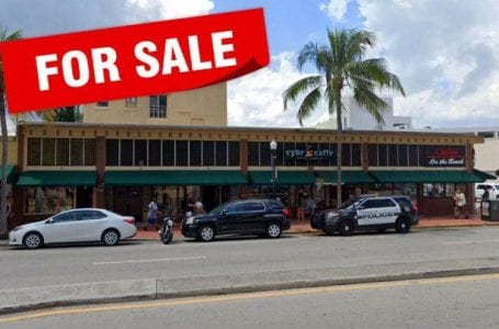 South Beach Development Site with Multifamily, Retail hits Market