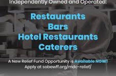 Miami-Dade County Business Grant – New Relief Program