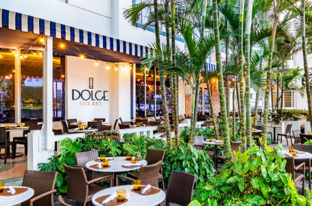 Dolce Italian in South Beach Reopens Its Doors