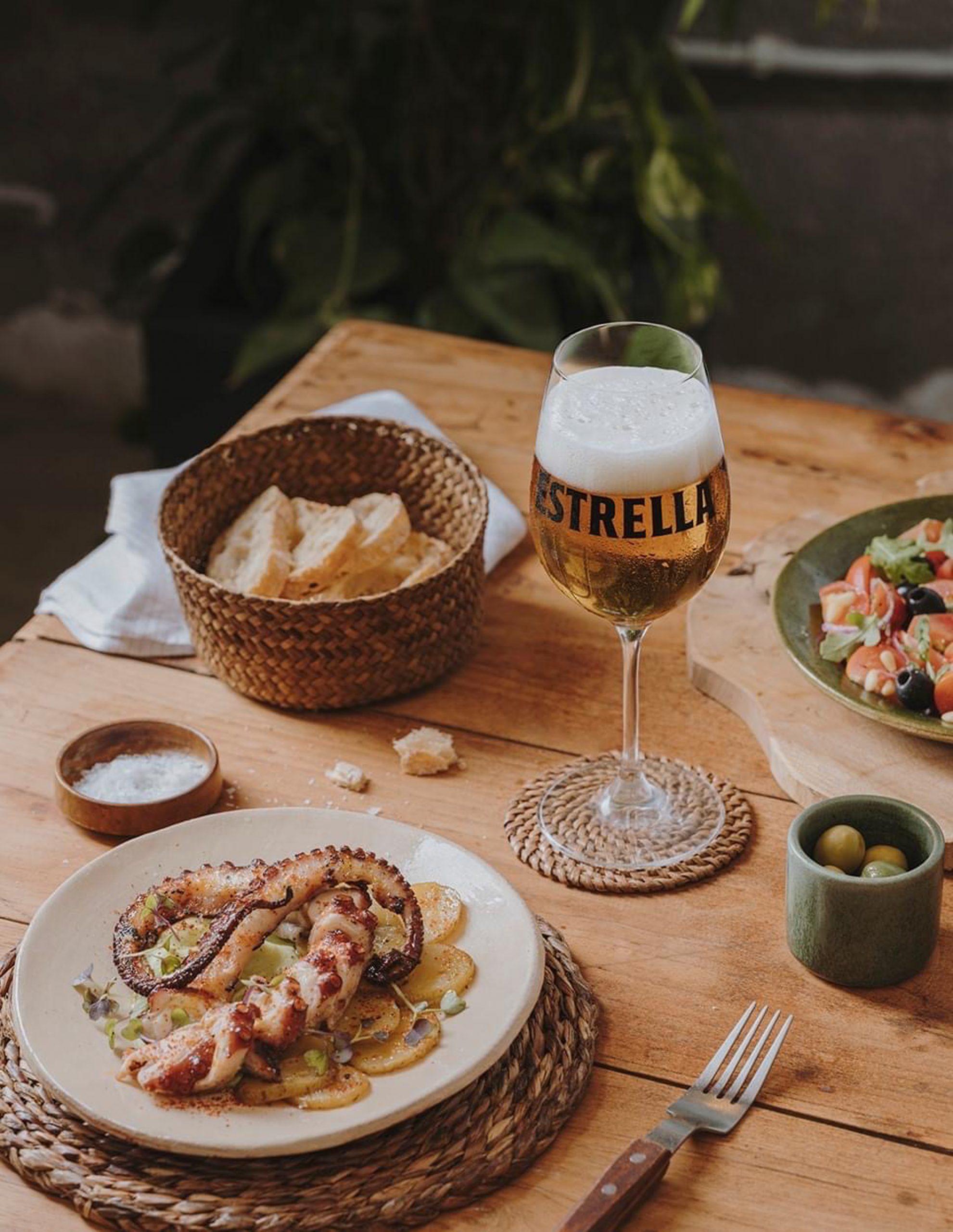 Estrella Damm Culinary Journey Begins October 15th