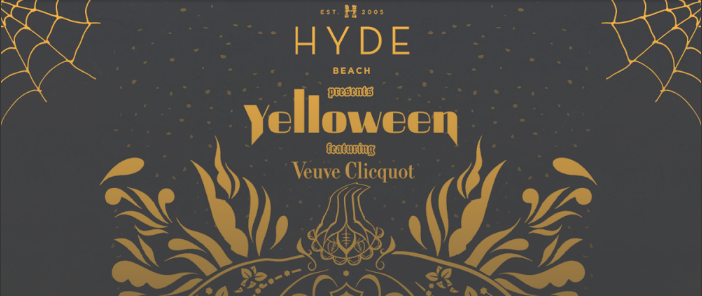 Hyde Beach Sobe presents Yelloween | Halloween Night