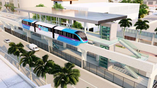 Miami-Dade approves interim contract for monorail to Miami Beach