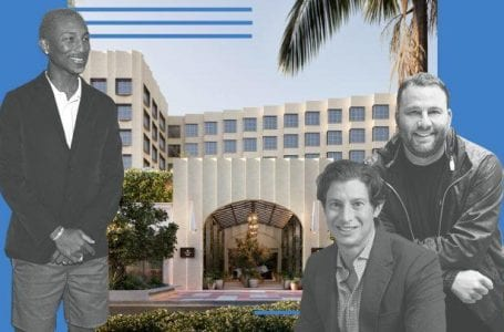 Pharrell, David Grutman partner with developer to launch South Beach hotel