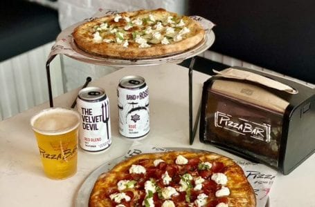 Enjoy Happy Hour Everyday At Pizza Bar West Avenue