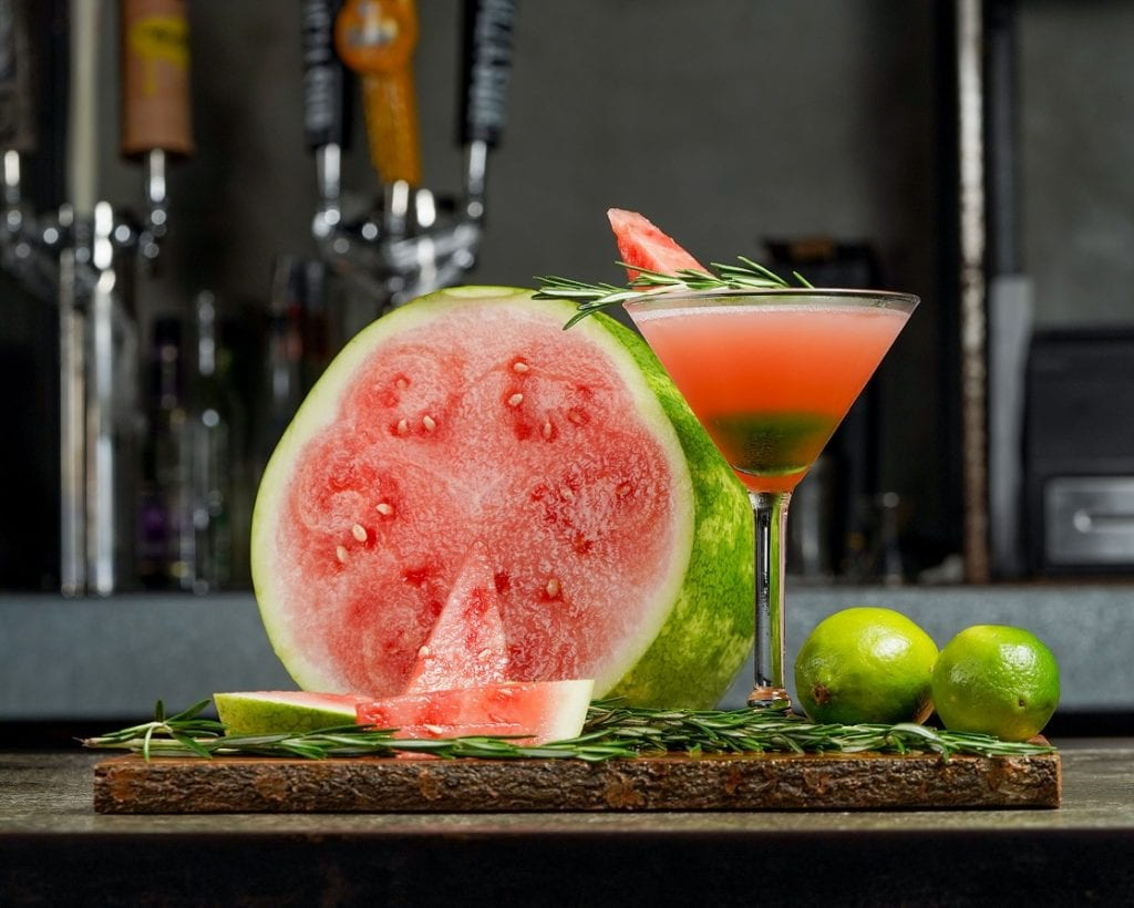 R House Watermelon Cocktail