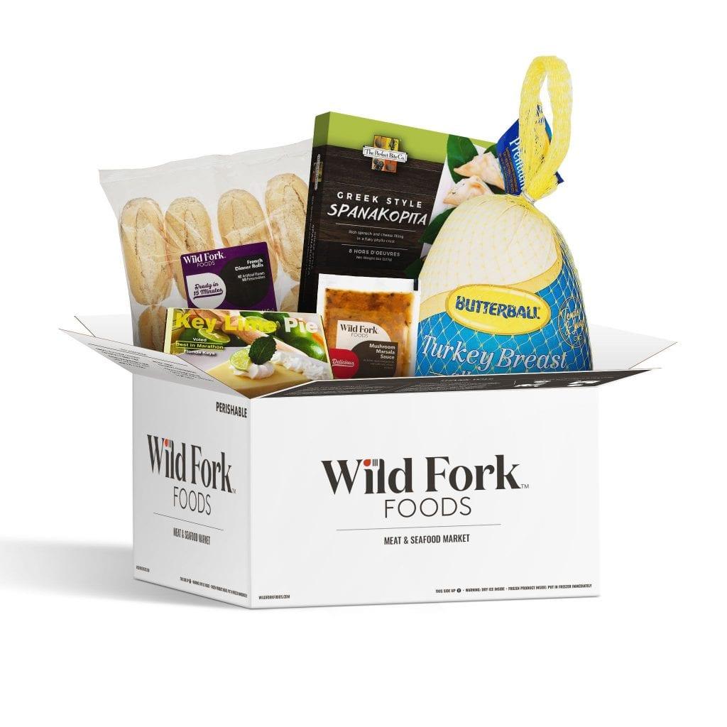 Wildfork Thanksgiving Box