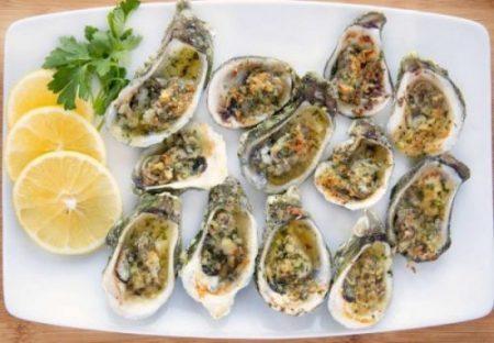 Chef Dennis Garlic Oysters – A Restaurant Classic