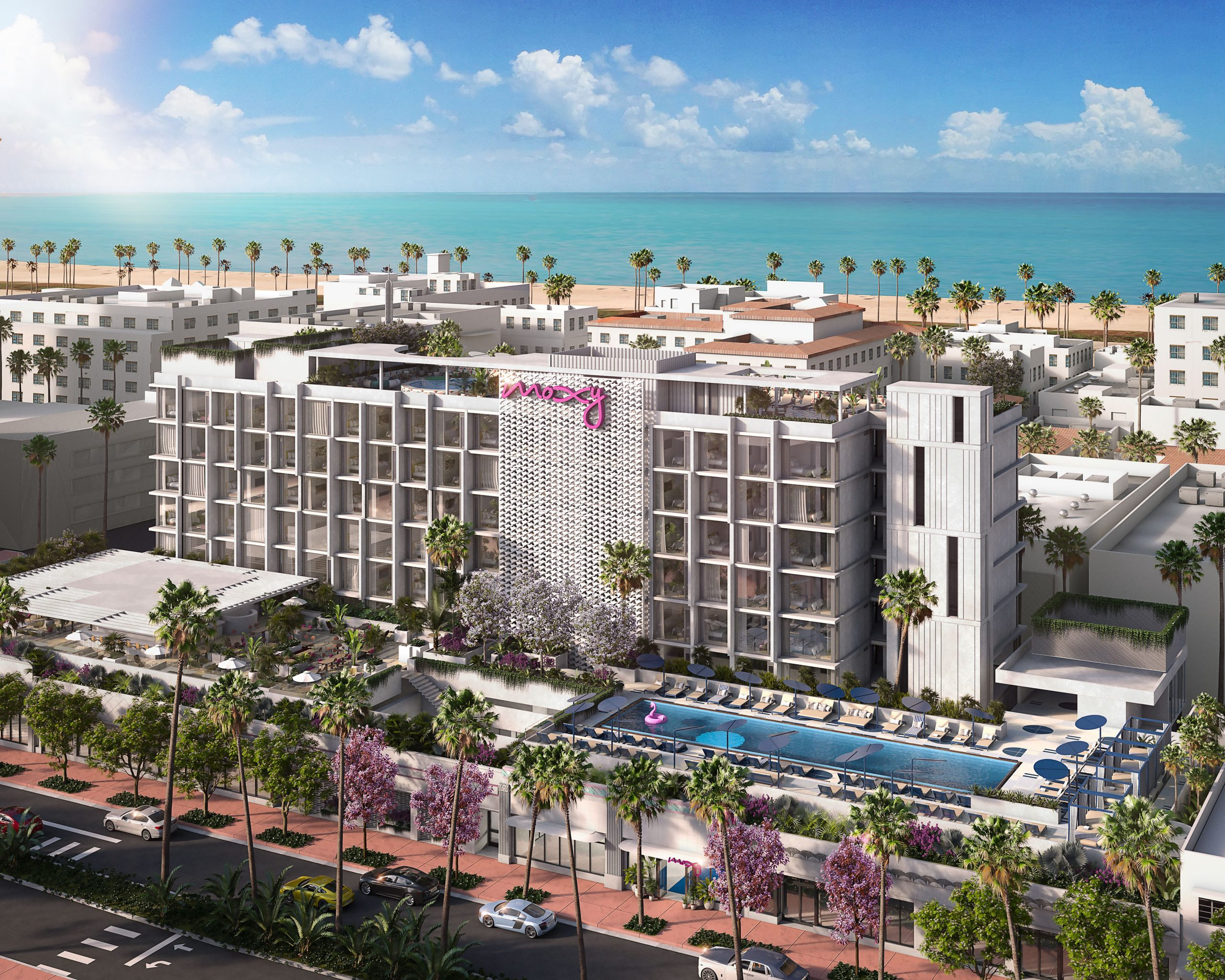 Moxy South Beach to Open Six Concepts from Coyo Taco and 1-800-Lucky