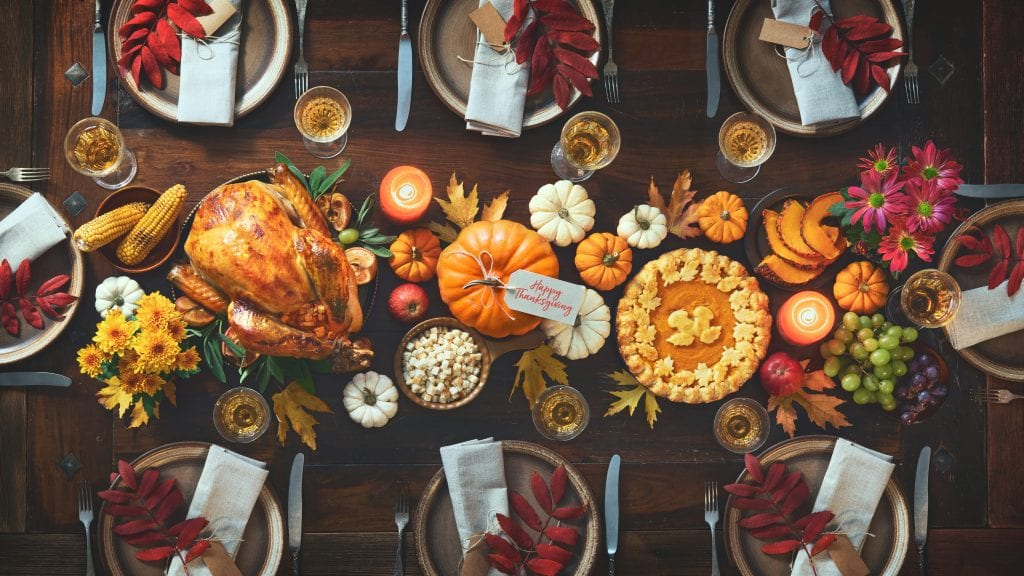 SOBEWFF® and Constellation Culinary Group offering Thanksgiving Table To-Go this holiday season