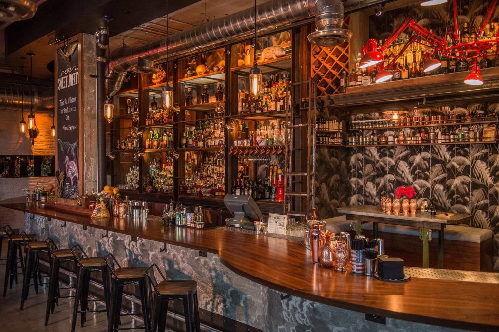 Sweet Liberty Drinks & Supply Co. to Re-Open with NEW Creative Beverage Director, World-Renowned Bartender, Naren Young