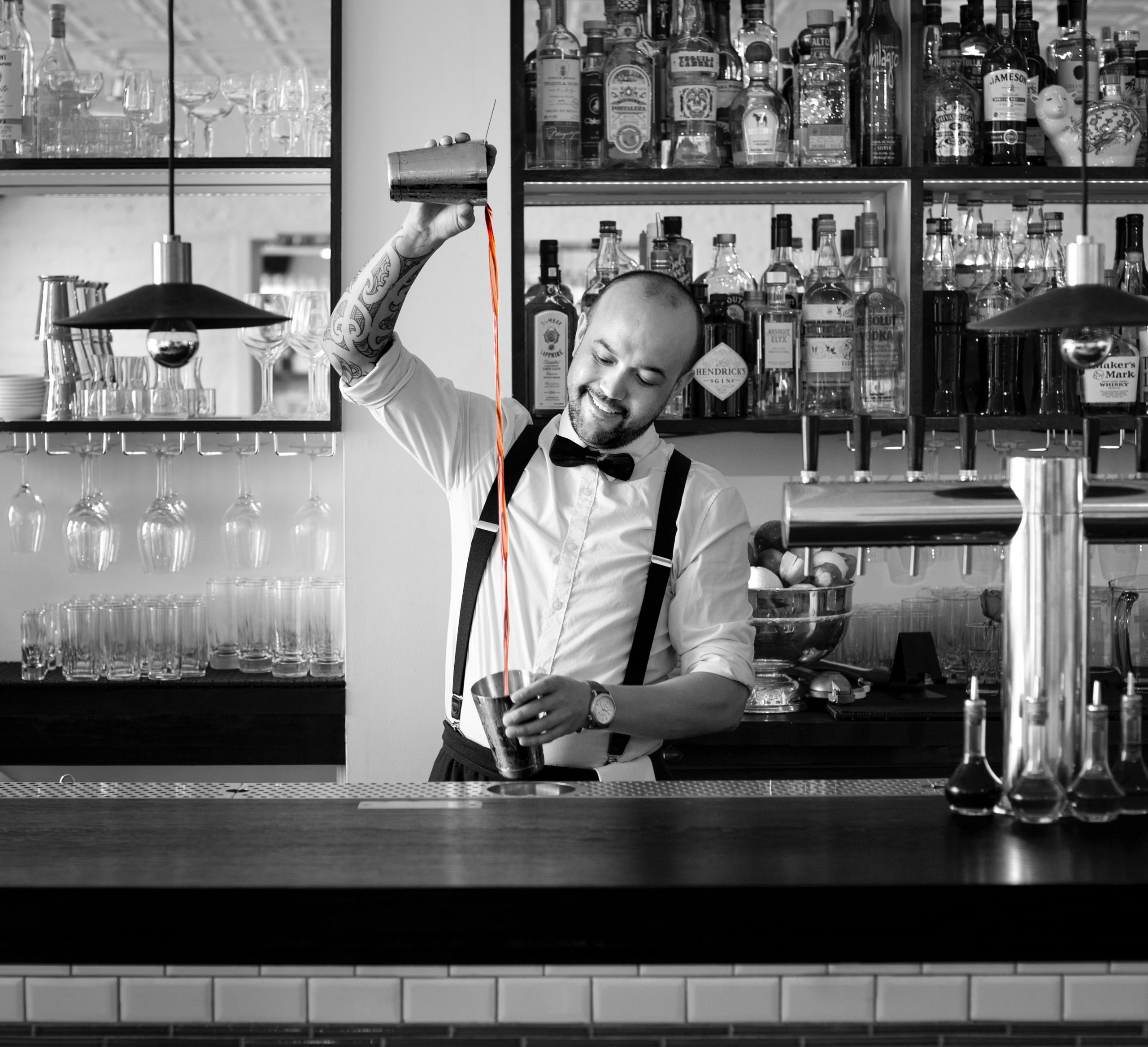 Sweet Liberty Re-Opens with New Creative Beverage Director Naren Young