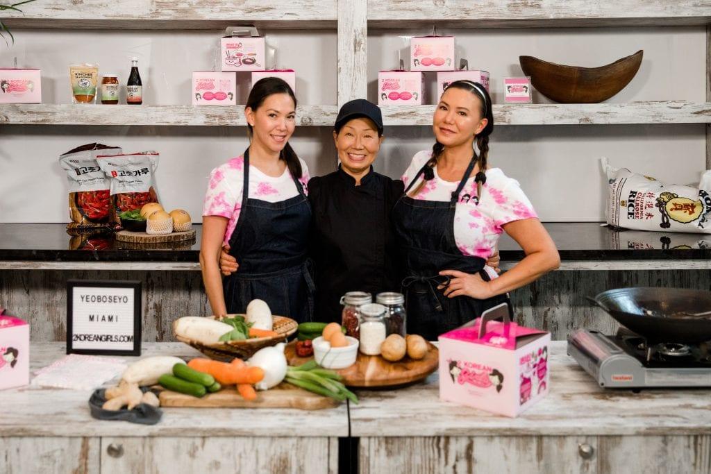 2 Korean Girls Brings Modern Korean Flavors to Miami!