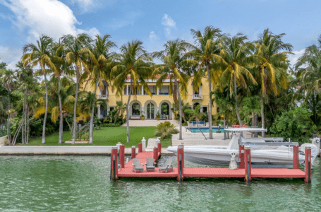 Argentine Developer and Hotelier Alan Faena Sells Miami Beach Home for $13.3 Million